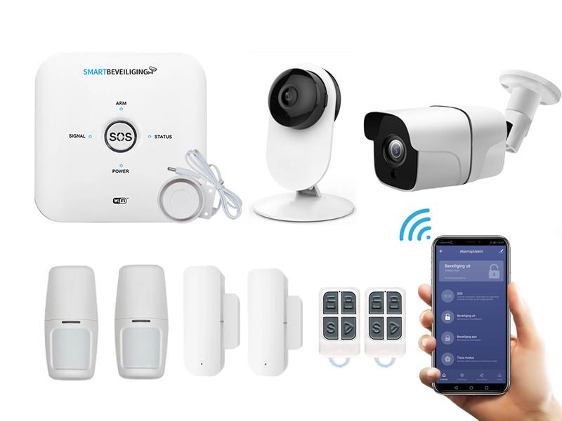 GSM_alarmsysteem_met_beveiligingscamera