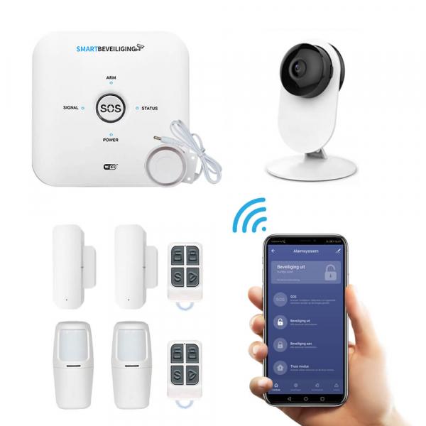 GSM_alarmsysteem_beveiligingscamera